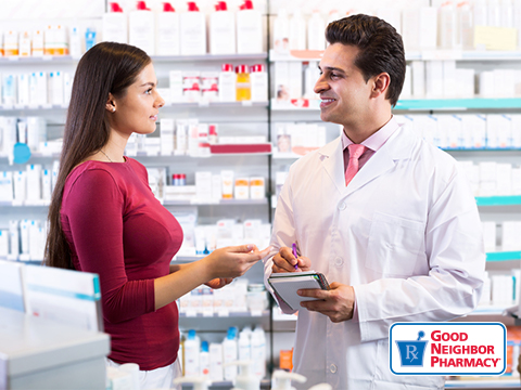 Reed Pharmacy | 326 W 14th St, Larned, KS, 67550 | +1 (620) 285-6286